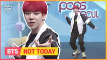 [Pops in Seoul] Byeong-kwan's Dance How To ! BTS(방탄소년단)'s 'Not Today'