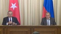 Hafter abandona Moscú sin firmar el acuerdo de alto el fuego permanente