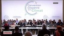 Convention Citoyenne pour le Climat : le président répond aux propositions question des citoyens