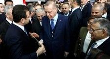 İBB Başkanı İmamoğlu, Cumhurbaşkanı Erdoğan'a Kanal İstanbul'la ilgili bir mektup verdi