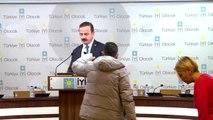 """Ağıralioğlu: """"Hükümetin Libya'daki çatışmayı arabuluculuk rolünü üstlenerek hafifletmeye..."""