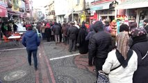 Edirne'de ucuz hamsi kuyruğu -2