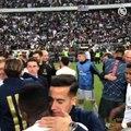 Le magnifique hommage de Zidane à Casemiro près Real Madrid-Atlético de Madrid