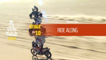 Dakar 2020 - Étape 10 / Stage 10 - Ride along