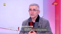 Retrait de l'âge pivot : « La lettre du 1er Ministre me laisse abasourdi » déclare Yves Veyrier