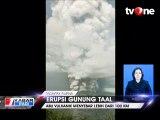 Dampak Pasca Erupsi Gunung Taal Filipina
