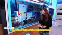 La France toujours championne d'Europe de l'attractivité industrielle