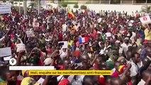 Les manifestations anti-françaises se multiplient au Mali