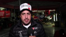 Dakar 2020 - Stage 7 - Interview Fernando Alonso, TOYOTA GAZOO Racing