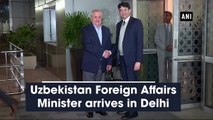 Minister of Foreign Affairs of Czech Republic arrives in Delhi