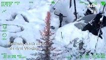 Mann überlebt drei Wochen in den Wäldern Alaskas