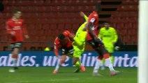 Le résumé de FC Lorient - Caen (2-1) 19-20