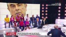 Le monde de Macron: Carlos Ghosn réclame sa retraite et attaque Renault aux prud'hommes ! - 14/01