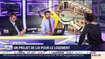 Marie Coeurderoy: Un projet de loi pour le logement - 14/01