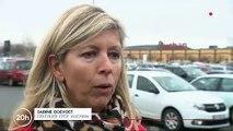 Le groupe Auchan annonce la suppression de centaines d'emplois