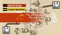 داكار ٢٠٢٠ - فيديو تثقيفي: الفارق بين المرحلة الخاصة ومرحلة الوصل