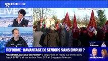 Réforme: davantage de seniors sans emploi ? (2) - 14/01