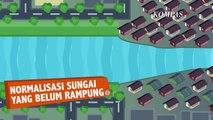 Ini 4 Fakta Penyebab Banjir Jakarta dan Sekitarnya