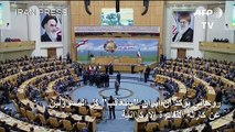 """روحاني يؤكد ان ايران """"ستعاقب"""" كل المسؤولين عن كارثة الطائرة الاوكرانية"""