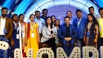 Kareena Kapoor And Saif Ali Khan meet PAndG consumers