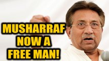 Death sentence of former Pak Prez Pervez Musharraf overturned, can walk freely| OneIndia News