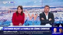 Castaner reçoit la famille de Cédric Chouviat - 14/01