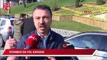 İstanbul'da yol kavgası… Tartıştıkları sürücüye kurşun yağdırdılar