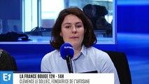 """La France bouge : Clémence Le Solliec, fondatrice de """"L'Artisane"""", cosmétiques 100% made in France qui apportent leur soutien aux artisans et paysans français"""