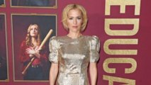 Gillian Anderson has blocked her sons from her Instagram account