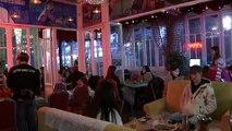 """""""Pjöngjang-Bar"""" in Seoul amüsiert Besucher"""