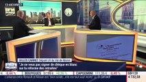 Gilles Carrez et Bruno Bonnell (Députés) : Retraites, combien va coûter la réforme ? - 14/01
