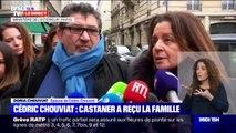 """La mère de Cédric Chouviat """"ne comprend pas pourquoi"""" les 4 policiers impliqués dans la mort de son fils ne sont pas suspendus"""