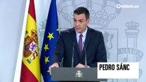 Pedro Sánchez anuncia una subida de las pensiones del 0,9%