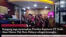 Detik-Detik Kejagung Tahan Benny Tjokro dan Heru Hidayat usai Ditetapkan Tersangka Kasus Jiwasraya