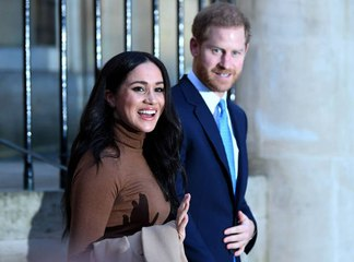 Prinz Harry und Meghan Markle bringen das britische Königshaus zum Erbeben