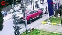 85 yaşındaki kadın çekicinin kaldırdığı araçtan düştü