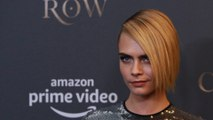Cara Delevingne reportedly keeping fit by tightrope walking