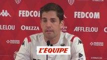 Moreno «Ce sera encore plus difficile demain» - Foot - L1 - ASM