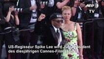 Spike Lee wird erster schwarzer Jury-Präsident in Cannes