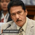 Experts say Sotto's cloud seeding proposal vs ashfall needs further study