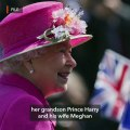 Queen Elizabeth II agrees 'period of transition' for Harry and Meghan