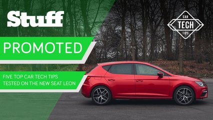 Promoted: Five car tech hacks you should try - tested on the SEAT Leon