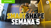 Conoce Smart Shape, el entrenamiento de alta intensidad de Smart Fit