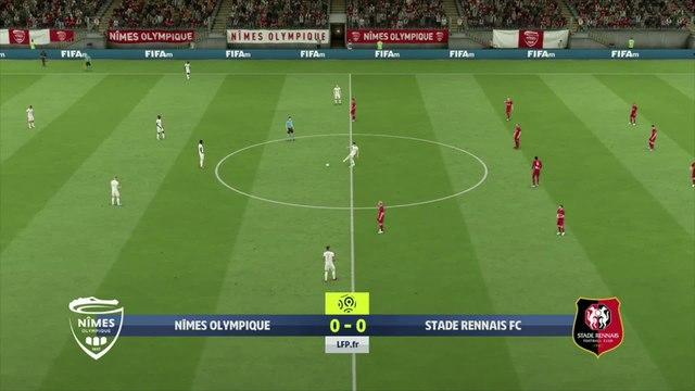Nîmes - Rennes : notre simulation FIFA 20