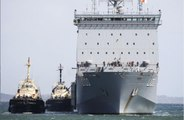 Australian Navy Makes Unprecedented Beer Run, Delivers 800 Gallons of Brew to Stranded Residents