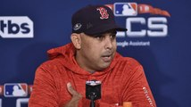 Red Sox, Alex Cora Awaiting Penalties From Rob Manfred, MLB