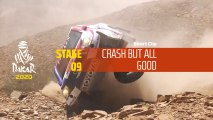 Dakar 2020 - Étape 9 / Stage 9 - Crash but all good !