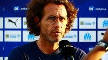 Interview de Christophe Parra avant PSG-OM