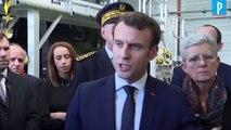 Macron :  « J'attends de nos policiers la plus grande déontologie »