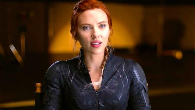Black Widow with Scarlett Johansson - Legacy